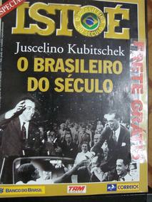 Revista Isto É Especial 12 O Brasileiro Do Século