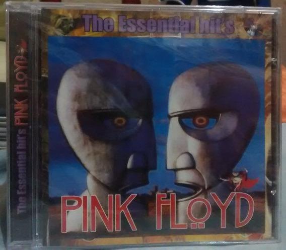 Cd- Pink Floyd - Cd The Essential Hit