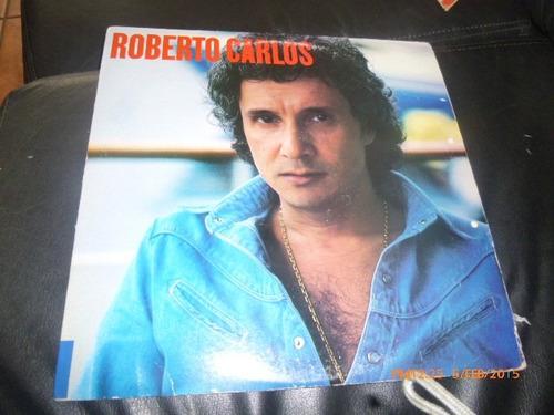 Vinilo Lp De Roberto Carlos  -honestly  - En Ingles  (u72