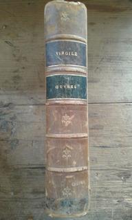Virgilio- Obras (en Idioma Francés)