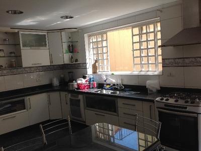 Casa 4 Dorms 1 Suite Prox A Ricardo Jafet - 3123486