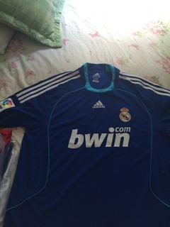 Camisa Real Madrid De 10 Anos Atrás Xl