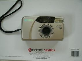 Câmera Tradicional Fotográfica Yashica.