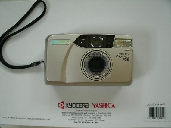 Máquina Fotográfica Tradicional Yashica