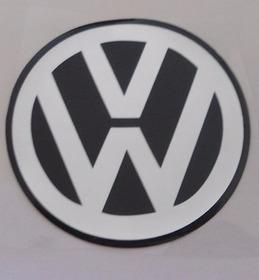 Emblema Volkswagen Vw Chave Canivete Resinado- Frete Grátis.