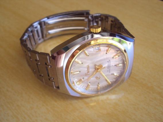 Relógio Farina 17 Jóias A Corda Para Colecionadores [rel009]