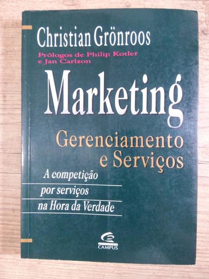 Marketing Gerenciamento E Serviços Gronroos