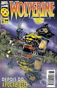 Hq Gibi Wolverine Nº 68 Depois Do Apocalipse...