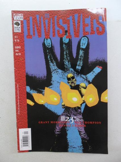 Os Invisiveis! Vários! R$ 15,00 Cada! Brain Store 2002!