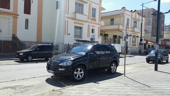 Ssangyong Kyron 4x4 Diesel Motor E Câmbio Mercedes Benz