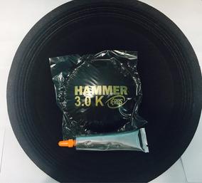 Kit Para Alto Falante 12 Eros Hammer 3.0k Paralelo