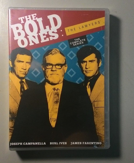 The Bold Ones - The Lawyers - Complete Series