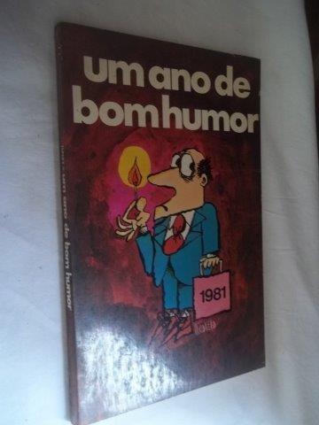 Livro - Um Ano De Bom Humor - Literatura Nacional