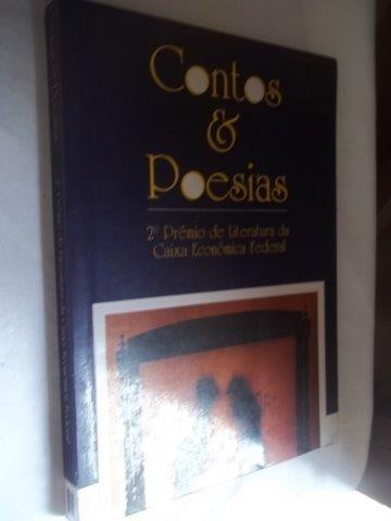 Livro - Contos E Poesias - Literatura Nacional