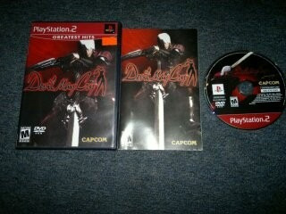 Devil May Cry Completo Para Play Station 2