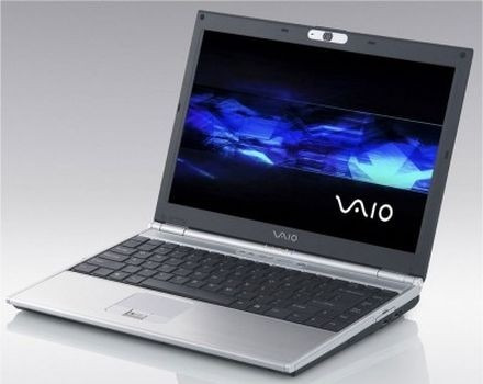 Sony Vaio Vgn-sz330p B 13.3 Core2duo T7200 2gb Ram 80gb Hd