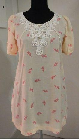Remera Larga Blusa Camisola Camisa Mujer Casual Verano