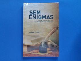 Livro Sem Enigmas - Richard L. Litke
