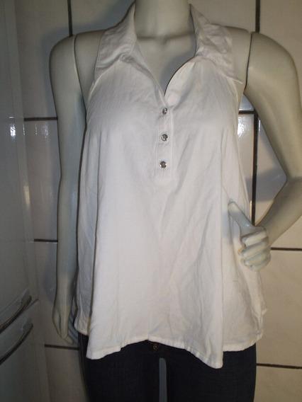 78daa3e706da Blusa Estilo Bata Modelo Nadador Sem Mangas Feminino - Camisetas e ...