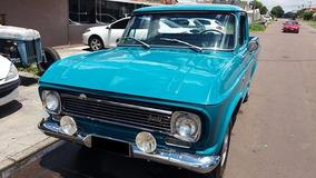 Gm.chevrolet Picap C14 Gasolina Apto A Placa Preta R$ 50000