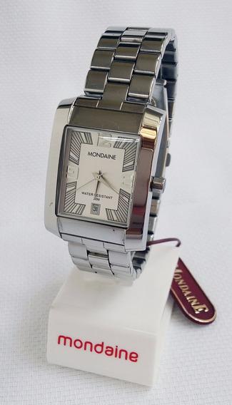 Relógio Mondaine Quartz Masculino Referência 45a803t7