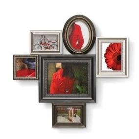 Porta Retrato Fotos Frame Desk Minimix Umbra