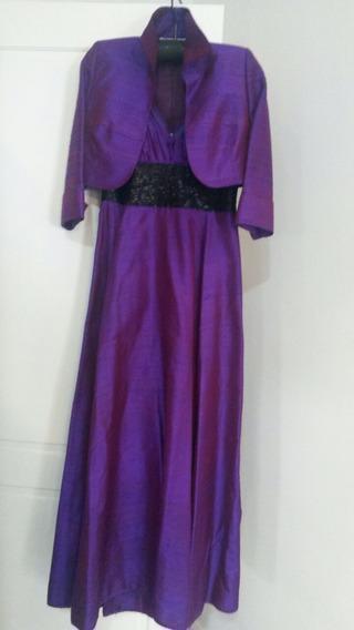 Vestido Exclusivo De Jorge Ibañez