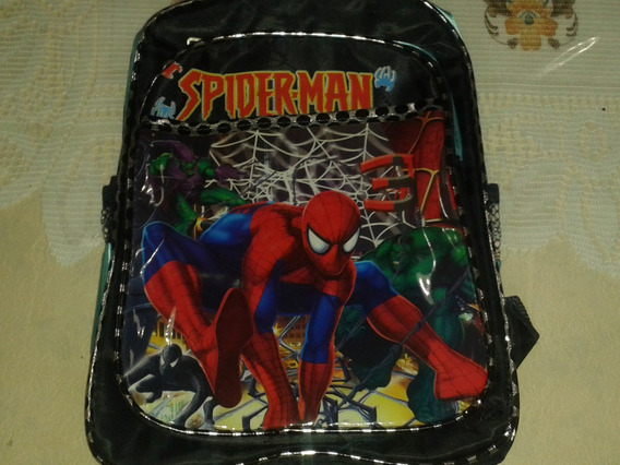 Mochila De Espalda Spiderman -cars- Frozen Ideal Jardin