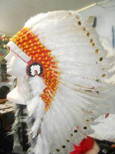 Cocar Indígena Nativo Americano Xamanismo