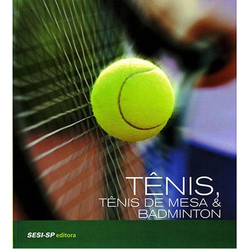 Imagem 1 de 1 de Tênis, Tênis De Mesa & Badminton