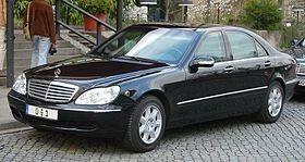 Manual De Despiece Mercedes Benz W220 (1998-2005) Español