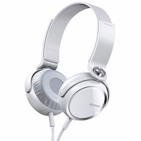 Fone De Ouvido Sony Mdr Xb400 Headphone Extra Bass Novo Nfe