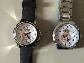 Relógio De Pulso Do Real Madrid