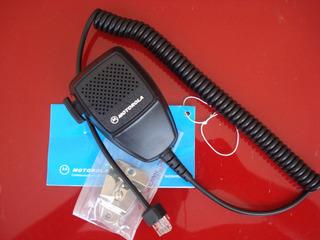 Mic. Ptt Motorola Lote Com 02 Unidades