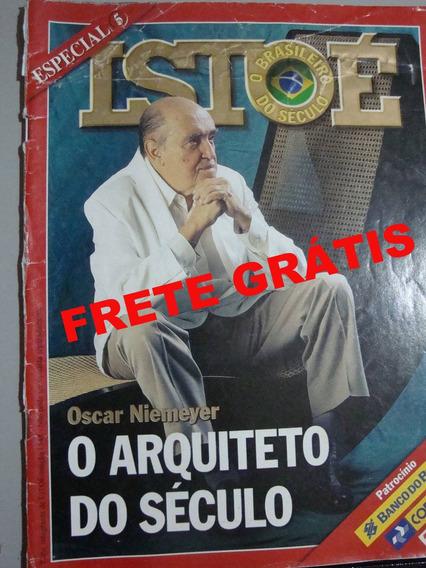 Revista Isto É Especial 5 - O Arquiteto Do Século