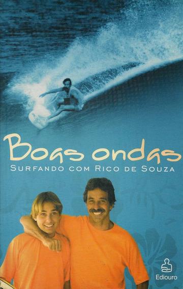 Boas Ondas - Surfando Com Rico De Souza Livro Saldão