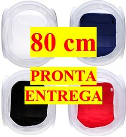 Tenda Difusora 80 X 80cm P/ Estúdio Fotográfico - Foto Still
