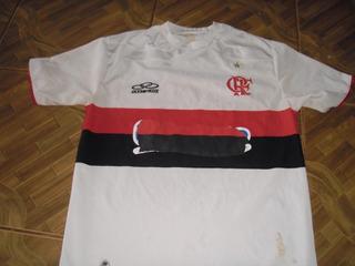 Camisa Flamengo Uniforme 2 2010