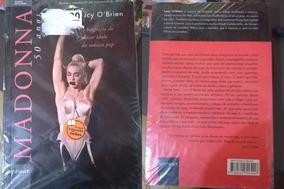 Livro Madonna Reliquia Biografia 57784