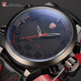 Relógio Shark Masculino + Frete Grátis * Promoçao!