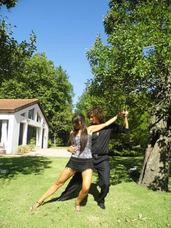 Shows De Baile Casamientos,quince Años. Tango,salsa,bachata,