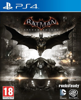 Batman Arkham Knight Digital Latino Ps4