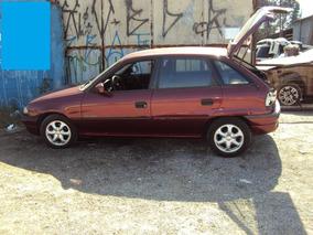 Astra 95 Peças Tampa Lateral Frente Traseira Cubo Teto Caixa