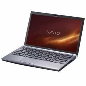Sony Vaio Z Series Vgn-z890fkb Core2duo 1gb Ram 80gb Hd