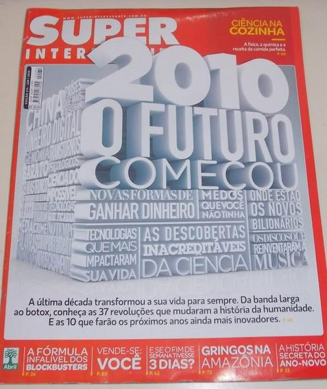 Superinteressante Nº 274 Janeiro 2010 O Futuro