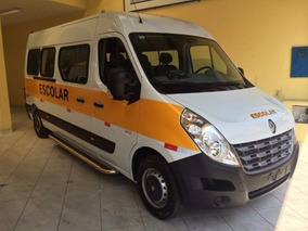 Renault Master L3h2 Escolar Novo Oferta Especial 0km