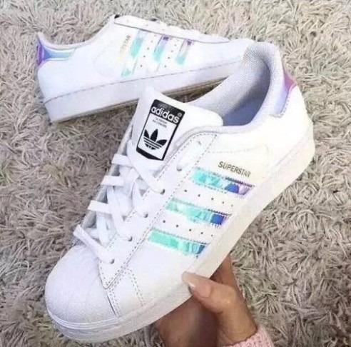 Zapatillas adidas Superstar Para Mujer Talla 36 Eur