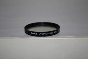 Filtro Protetor De Lente Uv 52mm