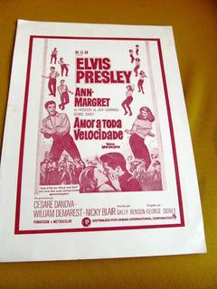 A PRESLEY VELOCIDADE TODA AMOR BAIXAR FILME ELVIS