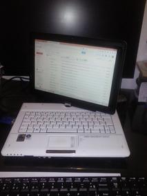 Notebook Amazon Pc Core2duo De 2.1 Ghz Touch E Giratório